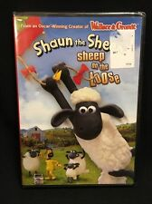 Shaun the Sheep - Sheep on the Loose New DVD