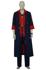 High-Quality DMC IV Devil May Cry 4 Nero Cosplay Costume Customized Halloween