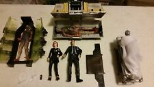 x files toys figures lot xfiles