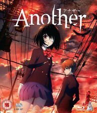 Another Complete Series Collection Blu ray ANIME Manga Region B