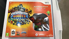 SKYLANDERS GIANTS BOOSTER PACK para NINTENDO WII nuevo precintado UK genuino