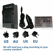 Camera Battery EN-EL5+charger for Nikon CoolPix P500 P510 P520 P530 P6000