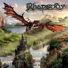 Rhapsody - Symphony Of Enchanted Lands II [New CD] Asia - Import, NTSC Region 0