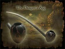 MacQueen Dragon's Egg Lord of the Churchwarden Fantasy Pipe Smoke Rings