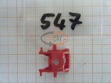 2x ALBEDO Ersatzteil Ladegut Sattelplatte Aufnahme rot H0 1:87 - 0547