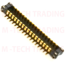 NEW SAMSUNG S4 MINI i9195 GALAXY FPC LCD PLUG CONNECTOR PART FOR LOGIC BOARD