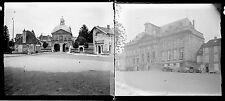 LANGRES c. 1920 - 28 Stéréos Verre Haute Marne - 196