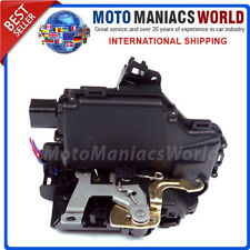 REAR LEFT Door Lock Mechanism VW GOLF 4 MK4 BORA PASSAT B5 SKODA OCTAVIA 1 MK1