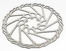 "Avid G3CS Mountain Bike MTB  Disc Brake Bicycle Rotor 203mm 8"" 186g Silver"