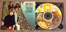 ROLLING STONES / BIG HITS ( HIGH TIDE AND GREEN GRASS) - CD (EU 2002)