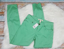 Forever 21 Life in Progress size 26 long mint green pants NEW womens juniors
