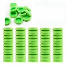 New Discs Darts 50pcs Green Soft Disc Bullets Nerf Vortex Soft Darts For Toy Gun