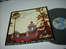 "a941981 Eagles Glenn Frey UK 12"" Single Hotel California"