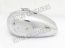 NEW BSA A65 2 GALLON CHROME PETROL TANK 1968-69 US SPECIFICATIONS @PUMMY