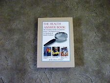The Health Answer Book by FC&A Publishing Staff (1998 Hardcover)