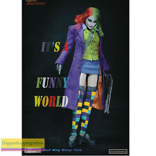 WOLFKING 1/6 Scale WK89008A Female Joker Girl Action Figure Version