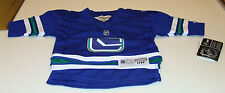 Vancouver Canucks NHL Alt Jersey Infant Age 12-24 Months Reebok Child Kids