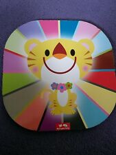 Multicoloured cat Mouse mat