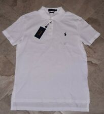 Polo Ralph Lauren Standard Fit Pima Stretch Mesh Shirt M New NWT Retail $98.50