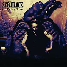 SEB BLACK - ON EMERY STREET  CD NEU