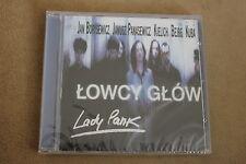 Lady Pank - Łowcy Głów CD POLISH RELEASE SEALED POLAND