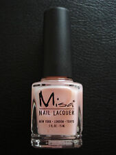 MISA - Nail Lacquer/Polish/Varnish - Various Colours to choose from - New