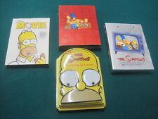 "The Simpsons Season 6 DVD, 2009, 4-Disc Set ""Homer Head"" Packaging with BONUSES!"