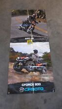 CFMOTO 650 NK CForce 800 Dealer Exclusive Banner