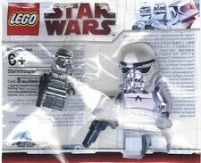Lego Star Wars Chrome Silver Stormtrooper Minifigure NEW SEALED mini figure
