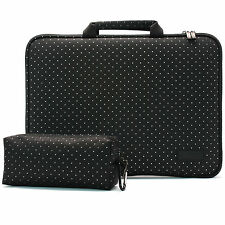 Dell XPS 10 Tablet/Keyboard dock Case Sleeve Bag Memory Foam Protect Crystal