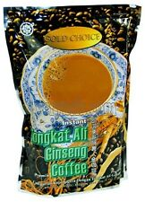 Gold Choice - Instant Tongkat Ali Ginseng Coffee - 20 Packets per Bag