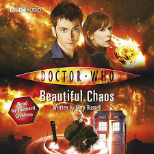 """""""Doctor Who"""": Beautiful Chaos: (Abridged Book), Gary Russell, Good Condition Boo"""