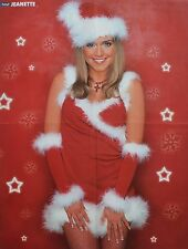 JEANETTE BIEDERMANN - A2 Poster (XL - 42 x 55 cm) - Clippings Fan Sammlung NEU