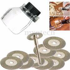 10x Diamond Cutting Blade Off Disc Wheel Grinder Cover Rotary Tool Accessories