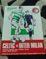 Celtic V INTER programma.