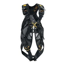 Petzl NEWTON EASYFIT full body harness with fast buckles & vest ANSI CSA Size 1