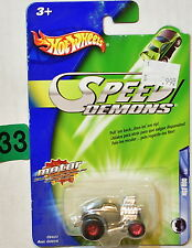 HOT WHEELS SPEED DEMONS HOT ROD OVERBOARD 454