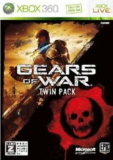 USED Gears of War 2 [Twin Pack] Japan Import Xbox 360