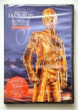 MICHAEL JACKSON History on Film Vol 2 - MINT NEW DVD!! Free First Class in U.S.