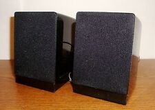 1) PAIR Sony 50 WATT 8-Ohm Full Range Micro Stereo Bass Reflex Speakers! NEW!