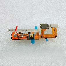 Micro USB Charging Port Connector Dock Mic Flex Cable Ribbon Fr HUAWEI ASCEND P6