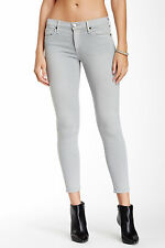 NWT TRUE RELIGION JEANS $228 GRIFFITH VIEW MID RISE CROPPED HALLE PANTS SZ 27