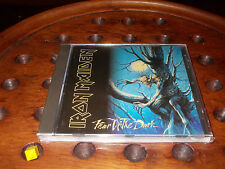 Iron Maiden : Fear of the Dark: Remastered 1992 Siae Inchiostro Cd ..... New