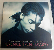Terence Trent Darby The Hardline According to A1 B1 Ex Vinyl LP Record 450911 1