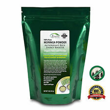 Moringa Oleifera Leaf Powder 1 lb - Organic,  Natural 100% Pure.
