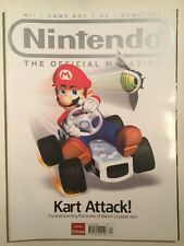 Official Nintendo Magazine Issue 28 April 2008 Wii DS Mario Kart Pokemon