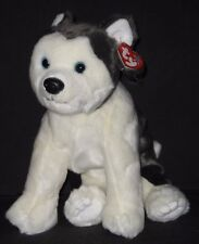 TY NANOOK the DOG BEANIE BUDDY - MINT with MINT TAG