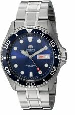 Orient Diver Ray II FAA02005D9 Blue Dial Stainless Steel Men's Watch