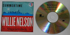 Willie Nelson  Summertime  U.S. Promo CD