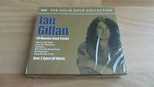 IAN GILLAN - SOLID GOLD COLLECTION (SEALED 2 CD BOX SET) 30 TRACKS